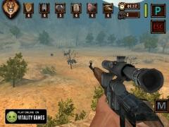 3д стрелялки снайпер на охоте