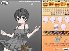 игра аниме создай своего персонажа скачать - фото 9