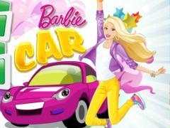 Барби: на машине