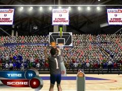 Баскетбол 3д