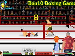 Бен 10 великий боксер