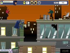 Бэтмен против преступности