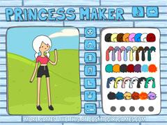 Долл - мейкер принцессы