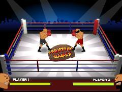 Драки: бокс