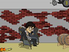 Гарри Поттер после решающей схватки