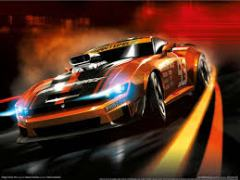 Muscle Car Top Speed