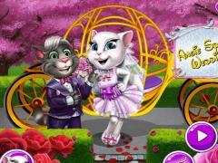 Том и Анжела: Весенняя свадьба