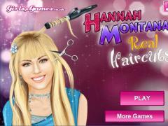 Ханна Монтана прически