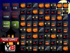 Хэллоуин матч 3