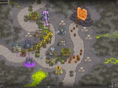 Игра Kingdom rush 3