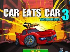 Красная машина монстр
