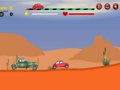 Маленькая красная машина