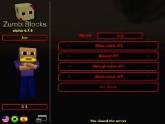 Майнкрафт зомби-апокалипсис