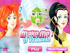 Макияж для принцессы