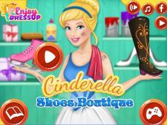 Обувной магазин Золушки
