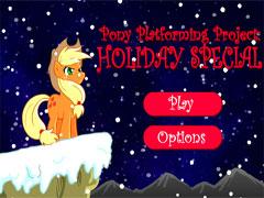 Эпплджек спасает Рождество