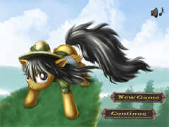 Путешествие пони