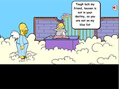 Симпсоны путешествие Гомера