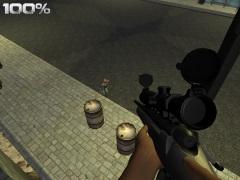 Снайпер зомби уничтожение
