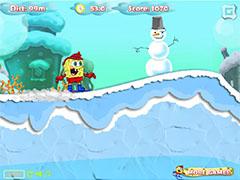 Зима в Бикини-Боттом