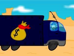 Стикмен ограбление банка