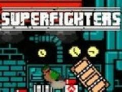 Стрелялки с супер бойцами
