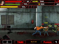 Супер бойцы зомби
