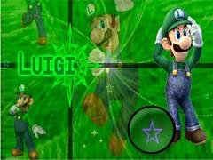 Луиджи скрытые звезды