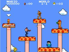 Супер Марио кроссовер