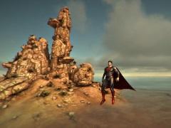 Супермен 3д
