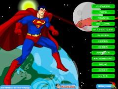 Супермен костюм героя