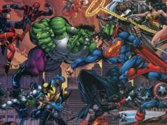 Супермен против халка