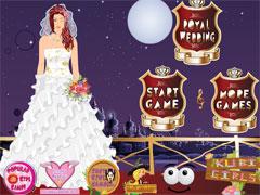 Дизайн королевской свадьбы