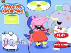Пеппа у зубного