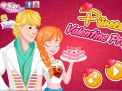 Подготовка ко Дню Валентина