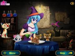 Ведьмы и зелья